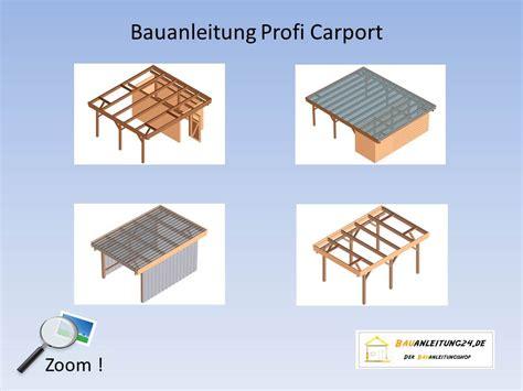 carport zeichnen bauanleitung carport