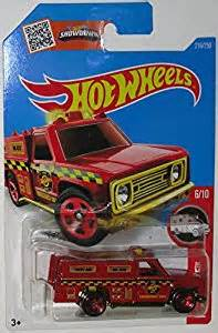 Wheels Rapid Truck Wheels 2016 Hw Rescue Hw Rapid Responder