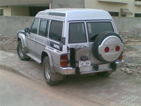nissan patrol 1991 find member rides of year in pakistan and around the world