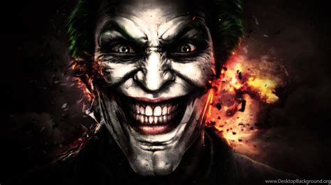 scary joker wallpapers  background pictures