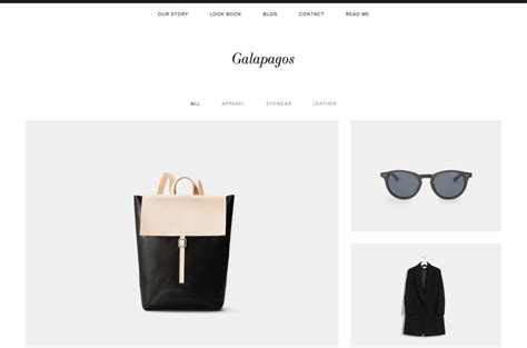 8 Of My Favorite Squarespace Templates For Creative Businesses Om Squarespace Template