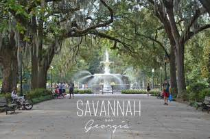 Savannah georgia how it all started outside my southern comfort