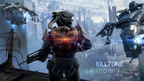 amazing  killzone shadow fall fan  wallpapers