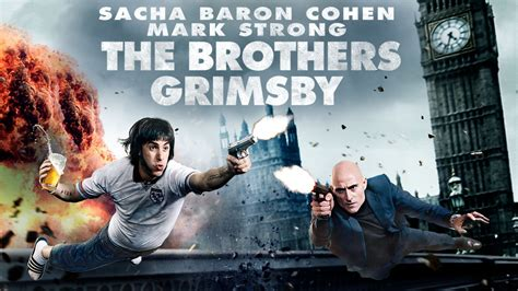 action comedy adventure spy film is the brothers grimsby aka grimsby 2016