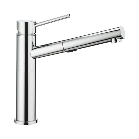 blanco kitchen faucets canada blanco sop136 alta dual spray kitchen faucet lowe s canada