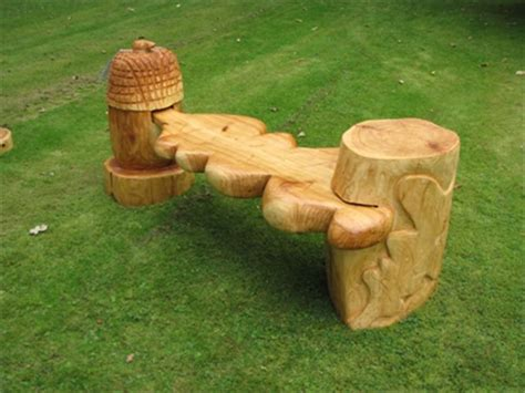 chainsaw bench carving 125 best images about chainsaw carving on pinterest