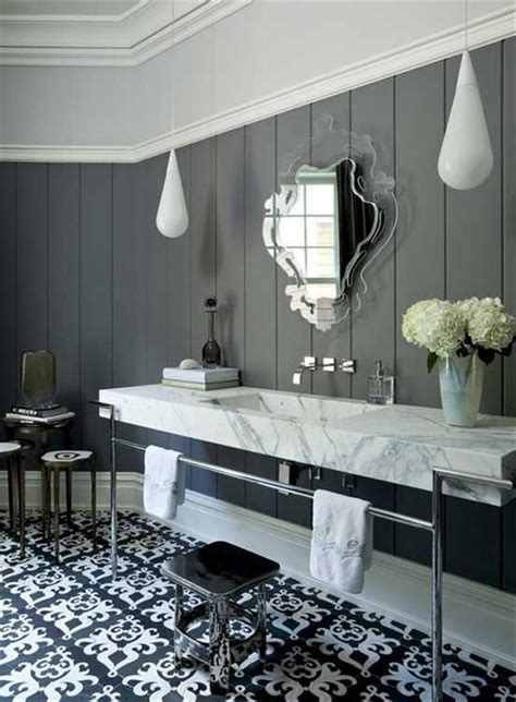ideas for bathroom decor modern grey bathroom decorating ideas room decorating