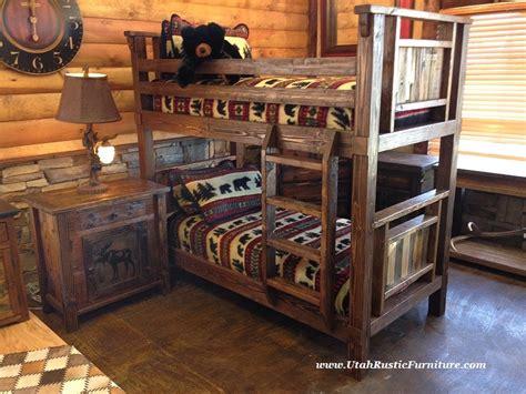 s furniture bunk beds bradley s furniture etc western plains barnwood bunk bed
