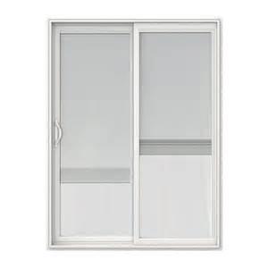 48 Inch Patio Door Stanley Doors 60 In X 80 In Sliding Patio Door Clear Low E 500001 The Home Depot