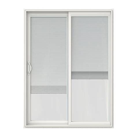60 Sliding Patio Door Stanley Doors 60 In X 80 In Sliding Patio Door Clear Low E 500001 The Home Depot
