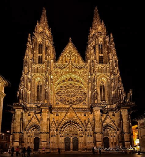 about st st vitus cathedral