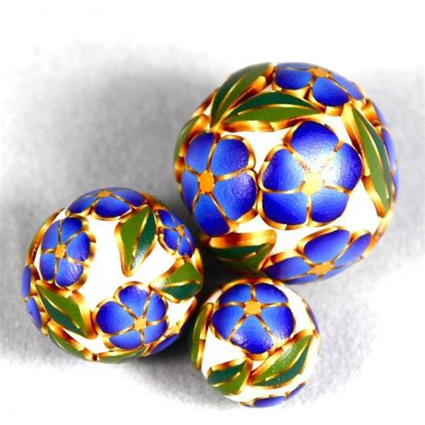 fimo bead patterns 17 best images about polymer clay jewelry on