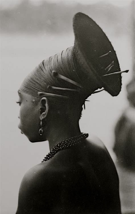 hairstyles for congo africa mangbetu hairstyle congo ca 1920 1930s