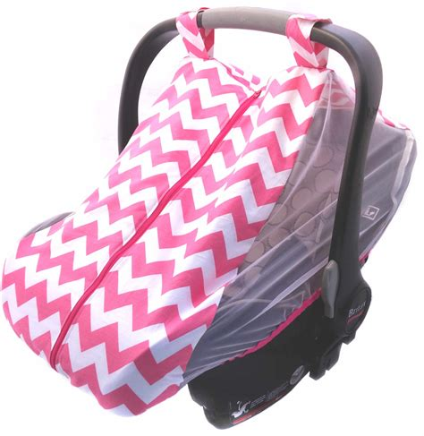 infant car seat slipcover baby car seat cover infant car seat canopy summer car seat