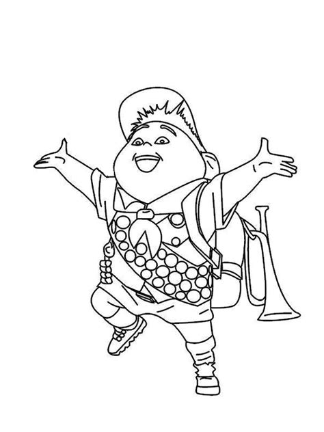 up pictures az coloring pages