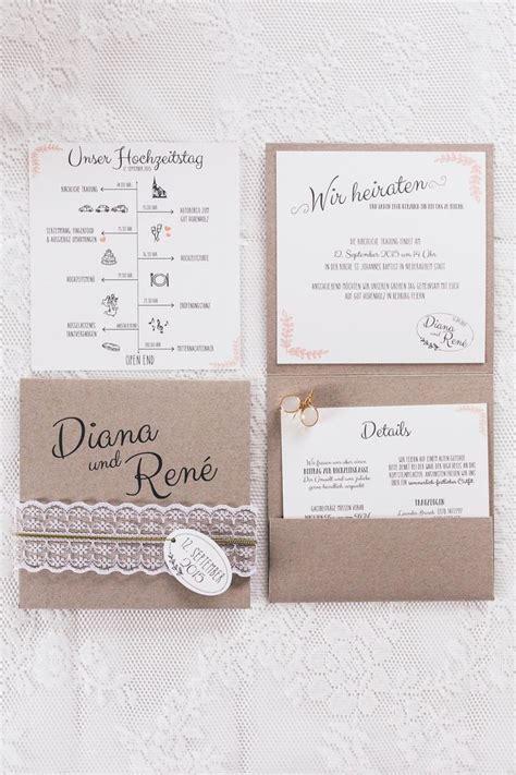 Schöne Einladungskarten Hochzeit by Wedding Einladungskarten Ourpath Co