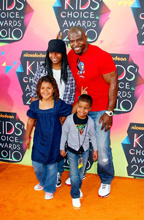 terry crews kids terry crews picture 8 nickelodeon s 23rd annual kids