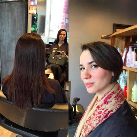 best haircuts salon before after short haircut tony
