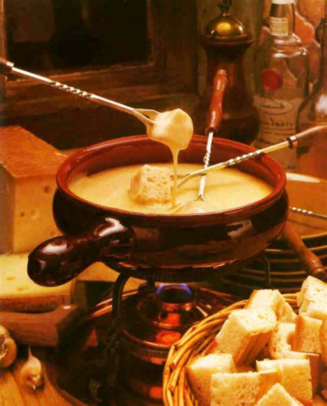 The Most Fabulous Fondue by Switzerland Food The Most Popular Dishes From Around The