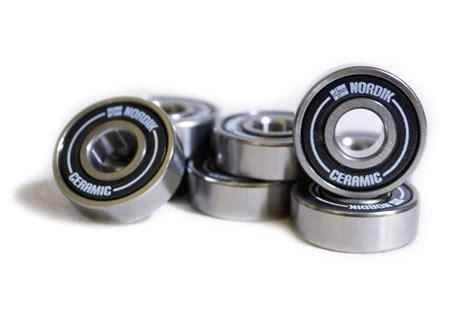ceramic bearing for longboard nordik ceramic longboard bearings boards on nord