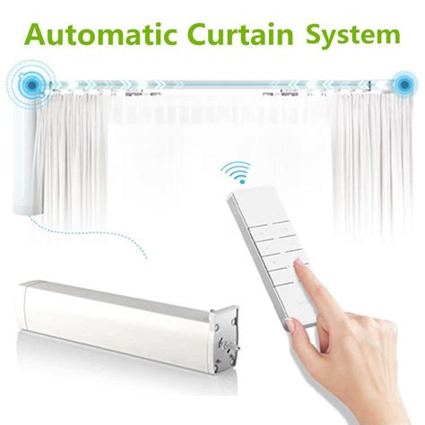 automatic drapery system 100 automatic blind opener and closer com