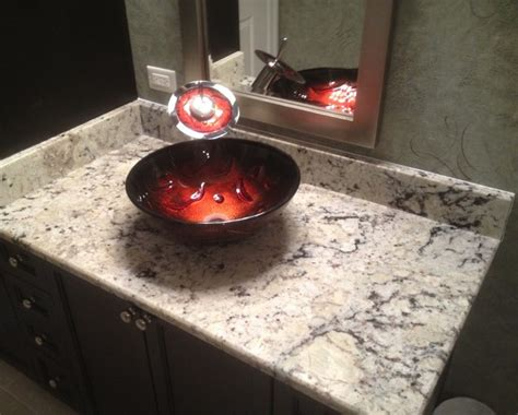 bathroom sink granite countertop bathroom countertops contemporary bathroom sinks