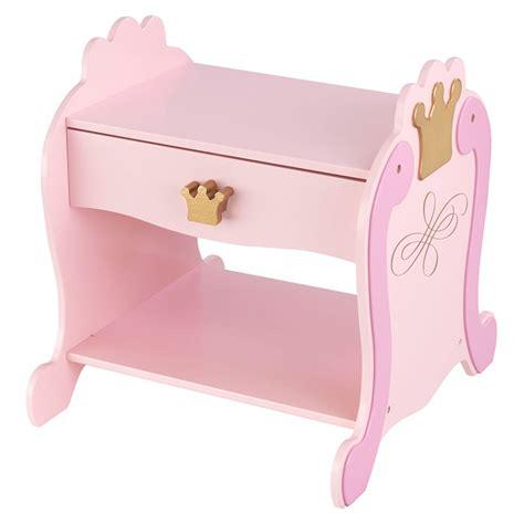 Kidkraft Princess Nightstand kidkraft princess nightstand 76124