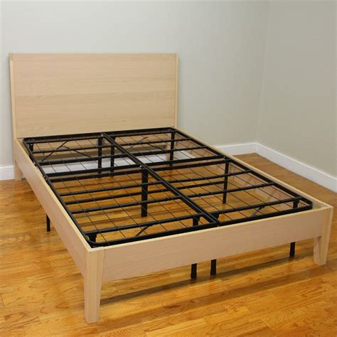 calking bed frame 14 quot california king heavy duty metal bed frame 125001 5070