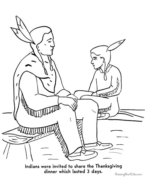 coloring pages for the first thanksgiving first thanksgiving story coloring pages 012