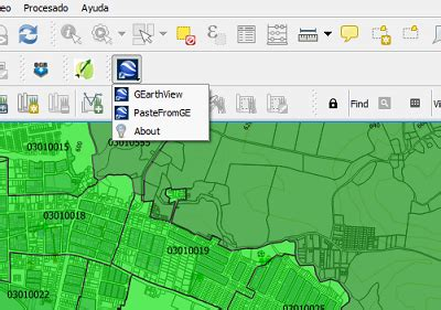 qgis tutorial google earth desplegar datos de qgis en google earth geofumadas