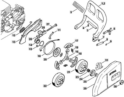 stihl ms 390 parts diagram stihl 250 parts diagram stihl find image about wiring