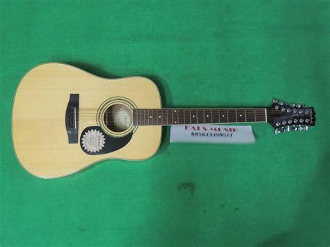 Akustik Elektrik Original Top Solid gitar akustik elektrik mitchell md 100s 12e fals musik