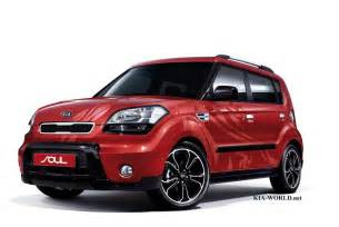 Kia Sola Production Ready Kia Soul Crossover Vehicle Kia News