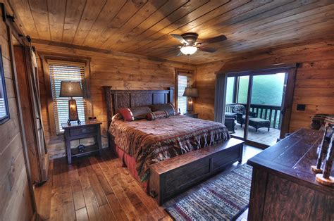 cabin bedroom bedroom photo tour above the clouds cabin blue ridge ga