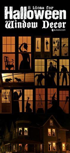 turn your home spooky with these easy halloween 1000 images about spooky windows on pinterest halloween