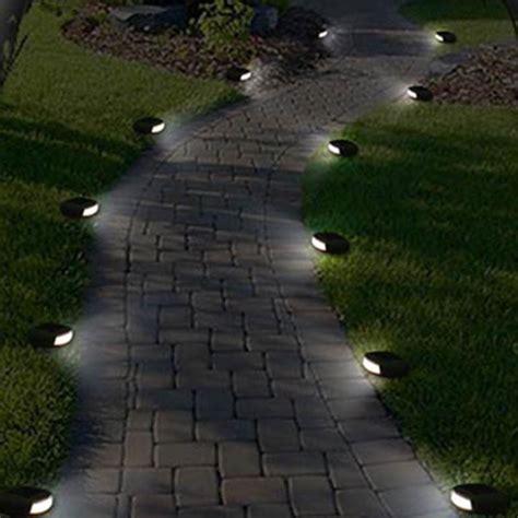 pathways of light 6pcs lot solar path lights led pathway landscape high