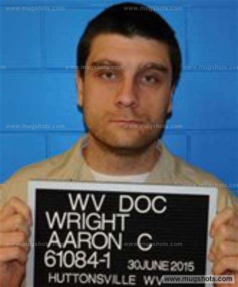 Wood County Wv Court Records Aaron C Wright Mugshot Aaron C Wright Arrest Wood