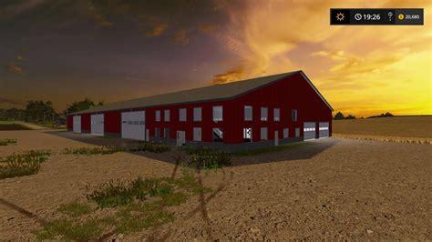 living ls morton building with living quarters v1 0 ls 17 farming