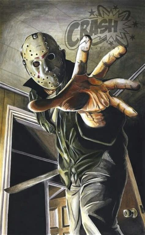 jason voorhees jason pinterest