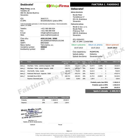 design invoice prestashop module czech and slovak invoice delivery and order slip