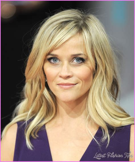 Reese Witherspoon Hairstyles reese witherspoon hairstyles latestfashiontips