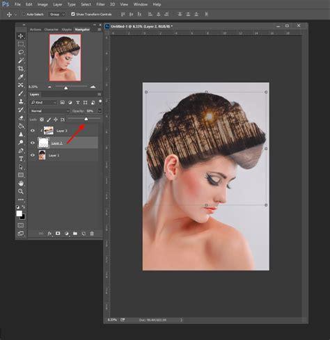 tutorial double exposure photoshop cs5 how to create double exposure effects in photoshop