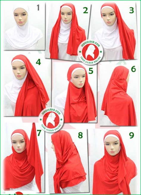 tutorial pashmina rumbai tips memakai jilbab shawl pashmina rumbai article directory