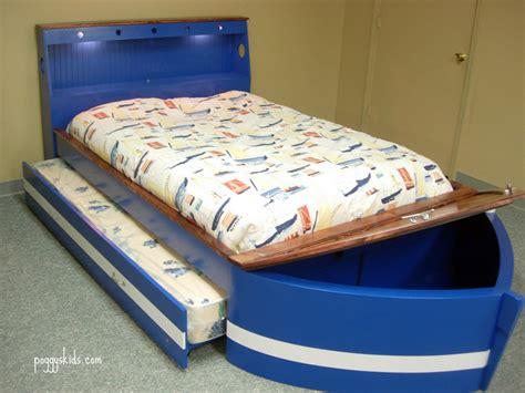 full size boat bed custom by chris davis lumberjocks - Full Size Boat Bed