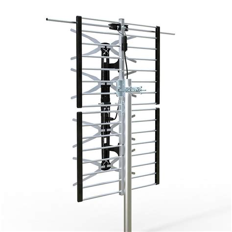 primecables high gain vhf uhf combo hd tv outdoor