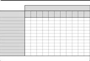 Chart Template by Rasic Chart Template In Word And Pdf Formats