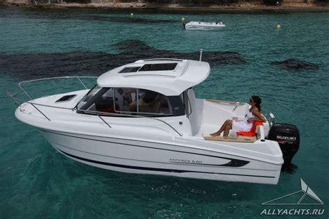 cuddy cabin boats cuddy cabin boat beneteau antares 6 80 on allyachts org
