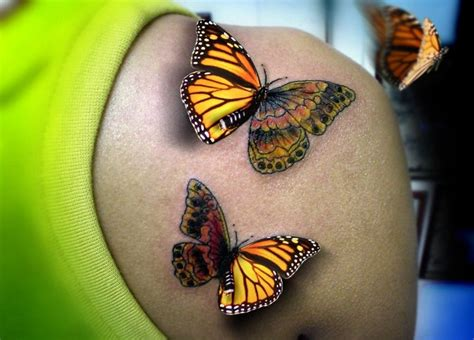 tattoo butterfly with shadow 254 best tattoos images on pinterest tattoo ideas