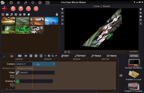 youtube movie maker tutorial video how to use youtube movie maker to make youtube video