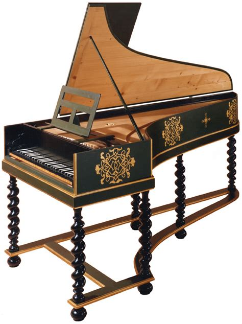 Home Small House kennedy harpsichords german harpsichord after c vater